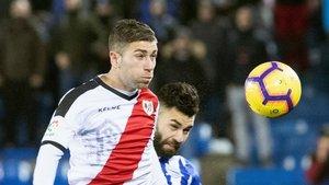 El Rayo Vallecano ha logrado sumar puntos en las últimas cinco fechas de forma consecutiva