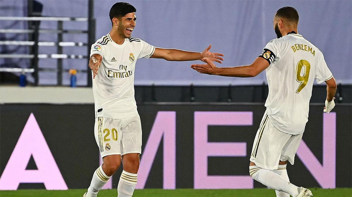 El Real Madrid acaricia el título tras vencer al Alavés
