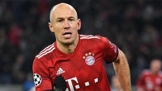 Robben dejará el Bayern a final de temporada: Fue muy bonito