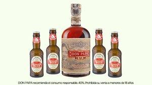 Ron DON PAPA, el sabor ideal para un verano especial, consiguelo con SPORT (ES)
