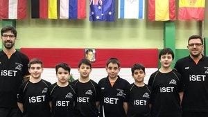 La selección catalana de tenis de mesa se desplaza a Hungría