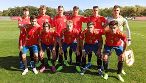 La Selección Sub-19 gana con oficio a Lituania
