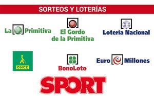 Sorteo Lotería