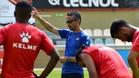 El técnico del Reus confía en poder sacar algo positivo del Estadio Gran Canaria