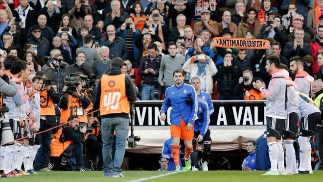 El Valencia hará pasillo al Atlético de Madrid en el partido del lunes