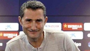 Valverde dio su opinión sobre el posible fichaje de Griezmann