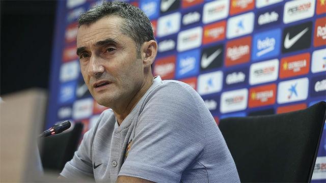 Valverde: El Girona-Barcelona se jugará, aún no sabemos dónde
