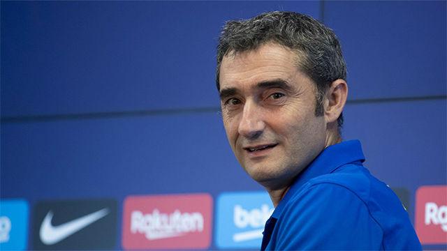 Valverde: Lucharemos por el tercer título de liga consecutivo