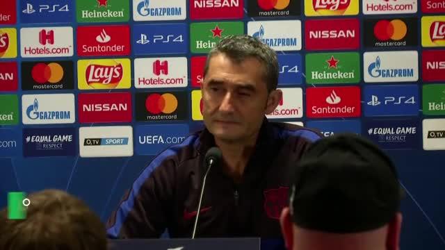 Valverde: Es un partido fundamental