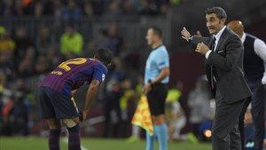 Valverde da un paso adelante
