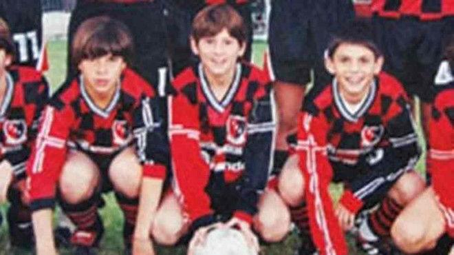El vídeo de Leo Messi jugando con 10 años en el Newells Old Boys