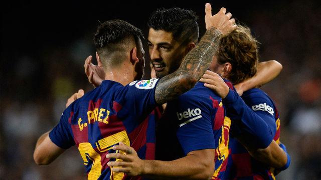 ¡Vuelve el gol, vuelve el matador, vuelve el pistolero, vuelve Luis Suárez!