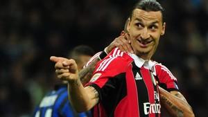 Zlatan Ibrahimovic tuvo sus más y sus menos con Gennaro Gattuso
