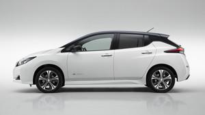 Nuevo Nissan Leaf.