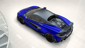 Configurador digital de McLaren