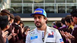 Tras la F1 Alonso se plantea nuevos retos