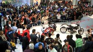 vive-la-moto salon de la moto de Barcelona