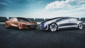 BMW y Daimler unen fuerzas para el desarrollo de tecnología autónoma.