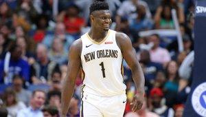El alero Williamson tendrá que esperar para poder debutar en esta temporada de la NBA
