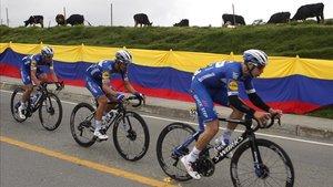Álvaro Hodeg (derecha) es uno de los colombianos más prometedores