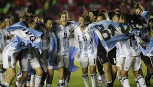 Argentina llegó al Mundial tras empatar con Panamá