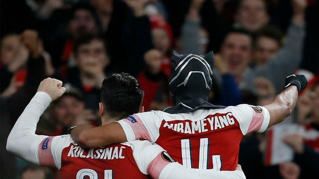 El Arsenal le da la vuelta a la eliminatoria y se clasifica para cuartos