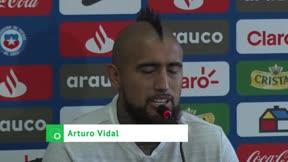 Arturo Vidal: Esta selección va a ser de temer