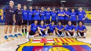 El Barça afronta la Intercontinental con una ambición comedida