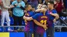 El Barça Lassa, a un solo paso de la FInal Four de la Champions