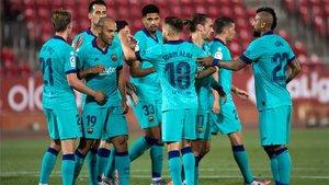 El Barça de la nueva normalidad golea en Mallorca (ES)