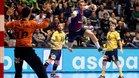 El Bidasoa Irun no fue rival para el Barça en la pasada final de la Copa Asobal