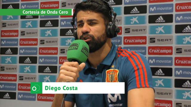 Costa, bromea sobre Griezmann: Habrá cobrado una buena pasta