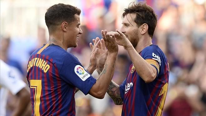 Apuesta 1€ y gana 20€ si el Barça vence al Alavés