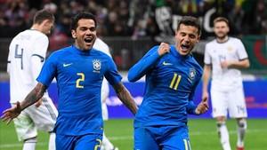 Coutinho transformó el penalti que suponía el 0-2