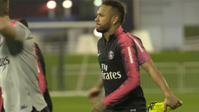 Delicatessen de Neymar y Mbappé en Catar