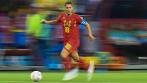 Eden Hazard, estrella del Chelsea y de la selección de Bélgica