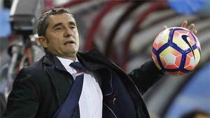 Ernesto Valverde, actual técnico del Athletic