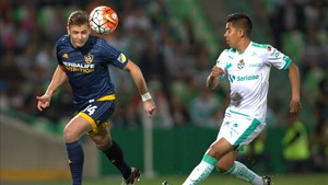 LA Galaxy y Santos Laguna, de la MLS y la Liga MX respectivamente