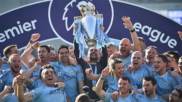 Guardiola vuelve a ganar la Premier con el Manchester City
