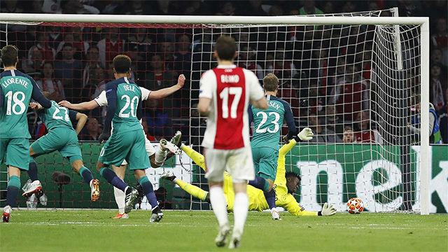 ¡Histórico! El hat-trick de Lucas Moura que clasificó al Tottenham para la final
