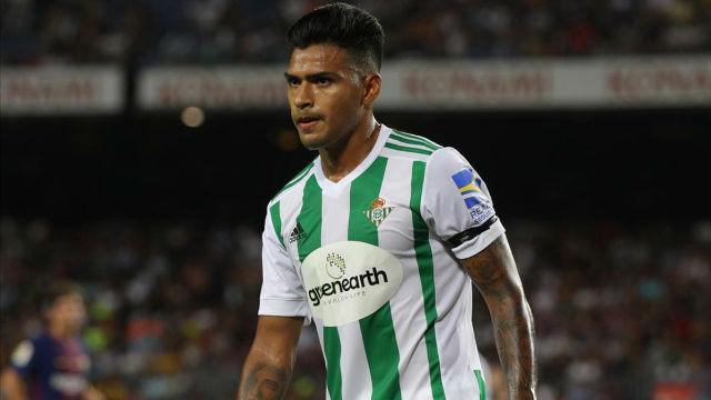 El impresionante gol de Matías Nahuel con el Real Betis