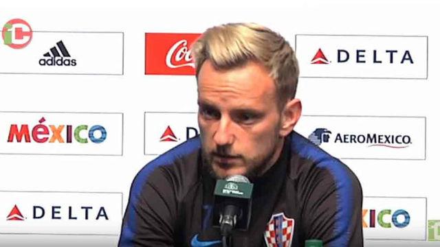 Ivan Rakitic se disculpa públicamente