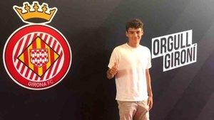 Jairo fichó por el Girona