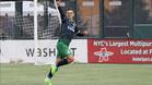 Javi Márquez ya ha conseguido dos goles en el Cosmos