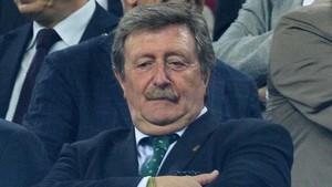 Juan Larrea, presidente de la RFEF