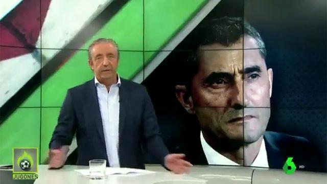 Jugones pone en entredicho la continuidad de Valverde