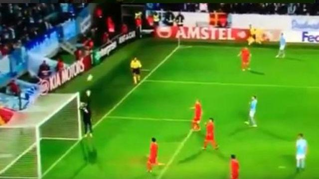 Karius lo ha vuelto a hacer: un centro inocente acabó en gol por su tremendo error