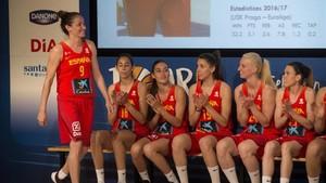 Laia Palau vuelve a liderar la selección