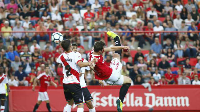 LALIGA 123 | Nàstic - Rayo Vallecano (2-0)