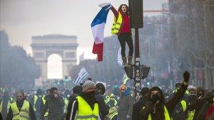 Las protestas se prolongan en Francia y obligan a aplazar partidos de Ligue 1
